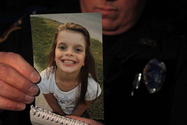 La petite Hailey a été tuée en 2014.