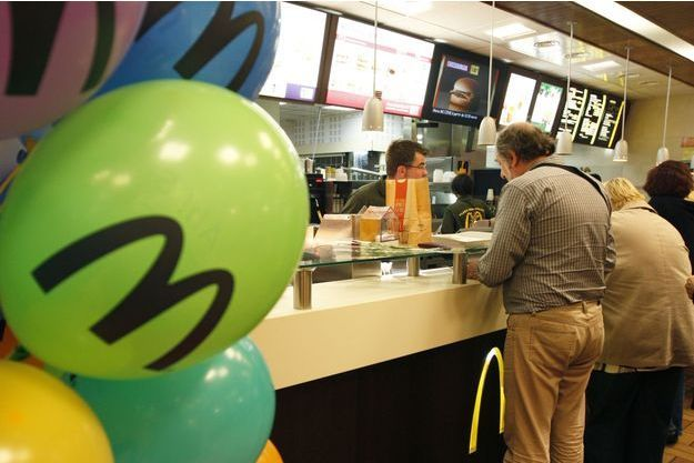 Huit salariés d'un restaurant McDonald's de Genay ont été licenciés (image d'illustration).
