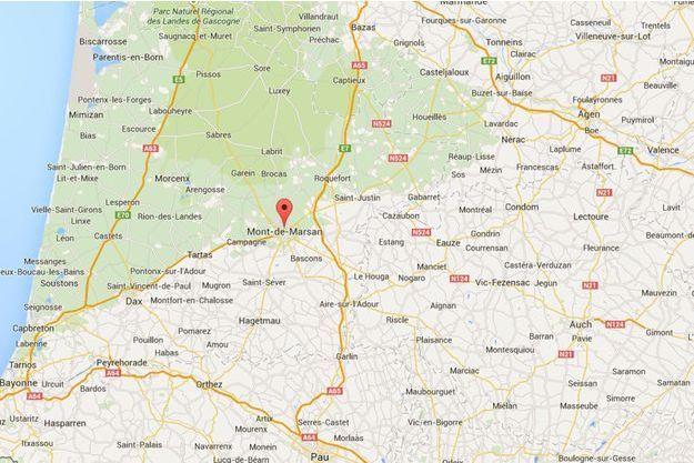 La macabre découverte a été faite dans un pavillon à Mont-de-Marsan.
