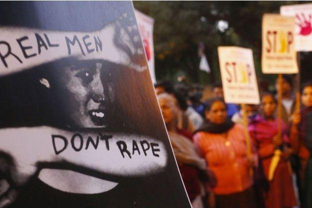 Image d'illustration. Manifestations contre le viol en Inde en 2013.