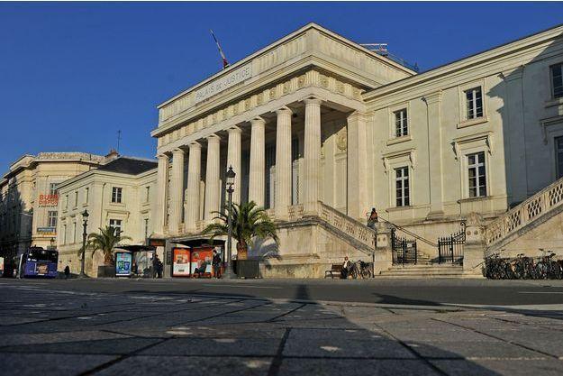 Le tribunal de Tours (image d'illustration).
