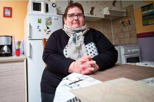 """Dominique Cottrez, photographiée en janvier 2015, sera jugée devant la cour d'assises en juin prochain pour """"assassinats""""."""