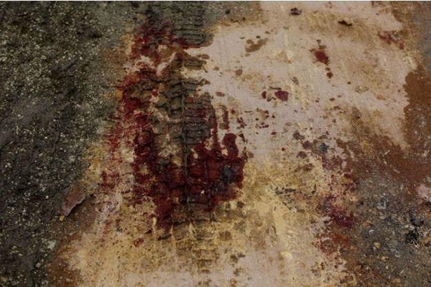 Le corps de Maxime a été découvert en janvier 2012, en partie calciné.