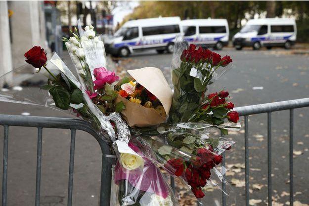 L'émotion après les attaques de Paris