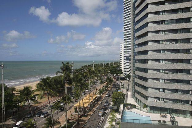 C'est dans cette station balnéaire de Recife que l'adolescente a été tuée.