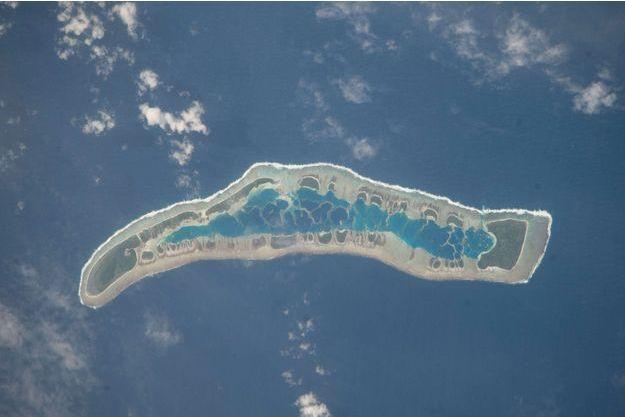 L'île du Millénaire des Kiribati (Image d'illustration).