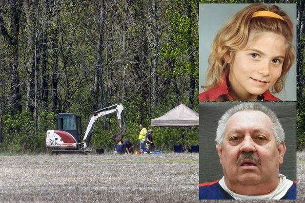 La forêt cacherait le corps notamment de la petite Kimberly King, qui aurait été tuée par Arthur Ream.