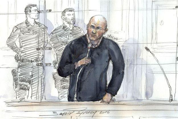 Jamel Leulmi encourt la prison à perpétuité.