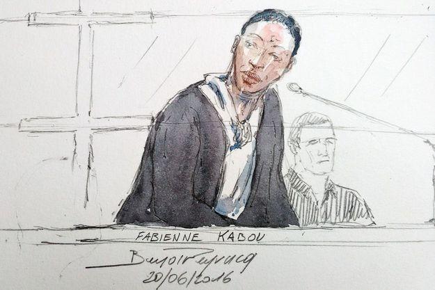 Fabienne Kabou a été condamnée en première instance à 20 ans de prison.