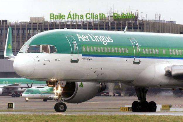 Un homme de 24 ans a fait une crise mortelle à bord d'un avion de la compagnie Aer Lingus (image d'illustration).