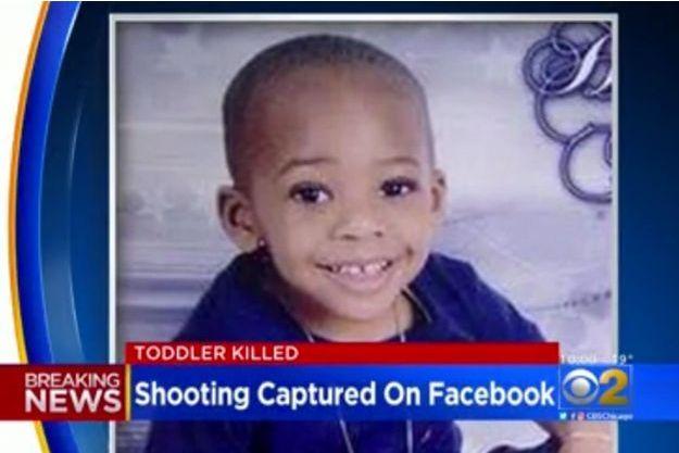Le petit garçon n'avait que deux ans.