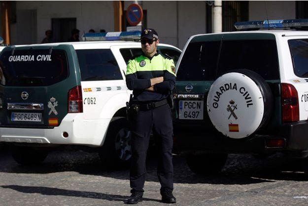 Un membre de la garde civile (image d'illustration).