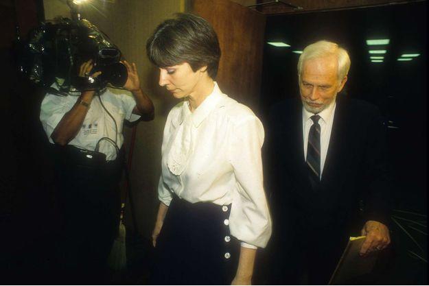 Dan et Fran Keller en 1992.