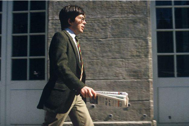 Epinal, 1985 : le juge Jean-Michel Lambert.