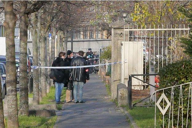 Le quartier avait été bouclé après la prétendue agression.