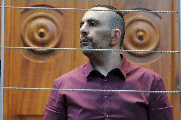 Kamel Bousselat lors de l'audience du 13 juin