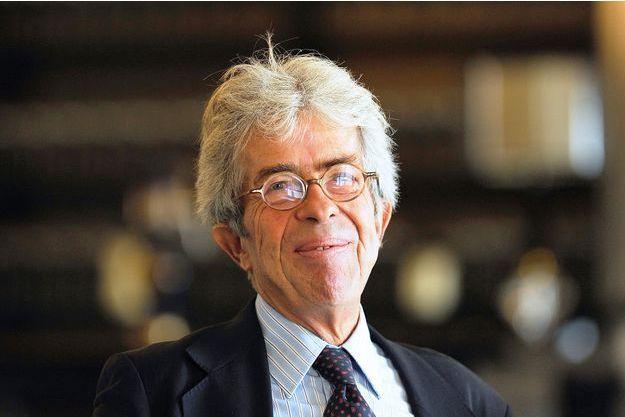 Le juge Jean-Michel Lambert, en 2014.