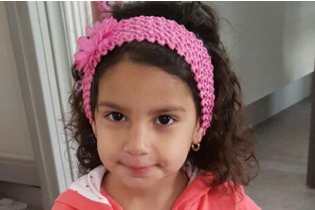 Carmen, 3 ans, est portée disparue depuis dimanche.
