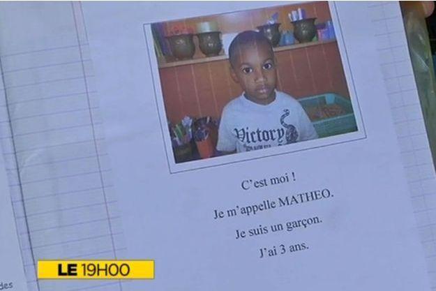 L'enfant a été tué en 2013