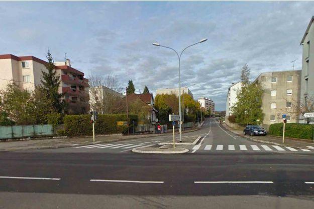 Le drame a eu lieu dans ce quartier de Besançon.