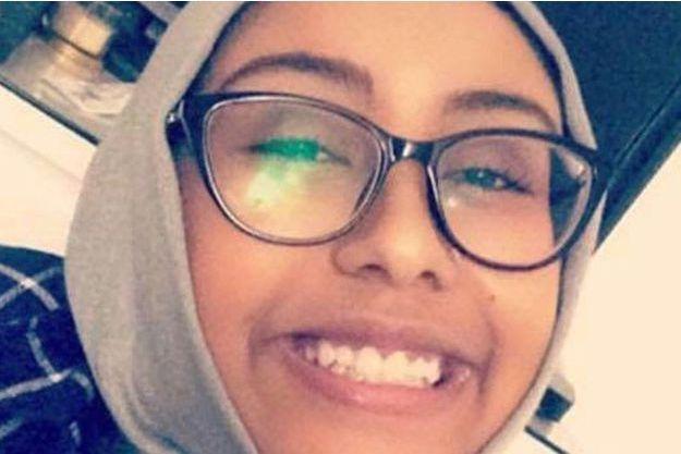 Nabra a été retrouvée morte dimanche dans un étang en Virginie.
