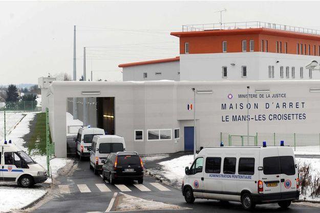 La maison d'arrêt Le Mans-Les Croisettes (photo d'illustration).