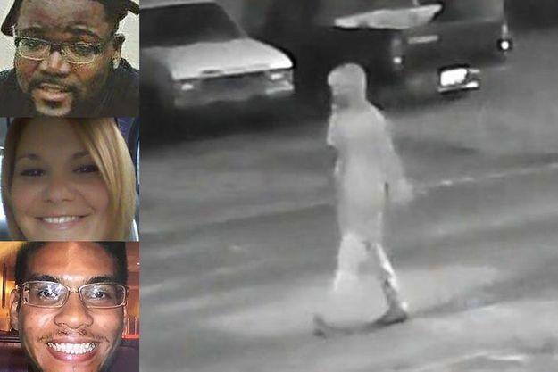 Les trois victimes ont été tuées à quelques jours d'écart. Des images de vidéosurveillance ont été diffusées.