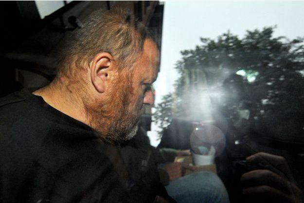 Alain Penin, le meurtrier présumé, en 2010