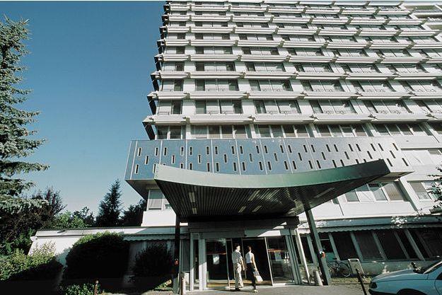 L'octogénaire a été hospitalisée à Brive.