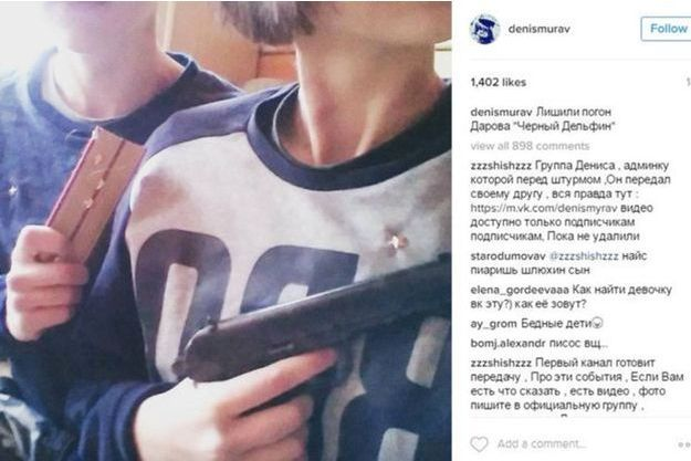 Le couple s'est suicidé lundi en Russie.