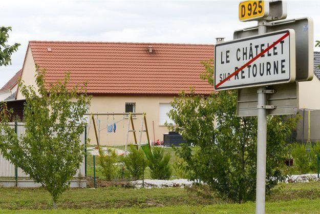 Les corps de la mère et ses enfants avaient été retrouvés dans leur maison à Châtelet-sur-Retourne