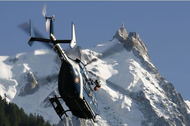 Image d'illustration de l'Aiguille du Midi