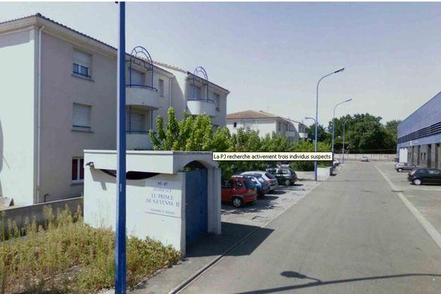 Alexis avait été poignardé le 5 mars devant la résidence universitaire Le-Prince-de-Guyenne, à Talence.
