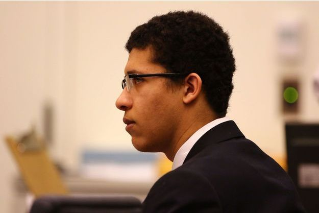 Philip Chism, 16 ans, a été condamné à la prison à vie.