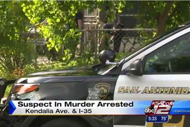 Le corps a été retrouvé au Texas.