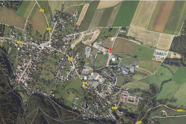 Le drame a eu lieu à Vieux-Ferrette (Haut-Rhin).