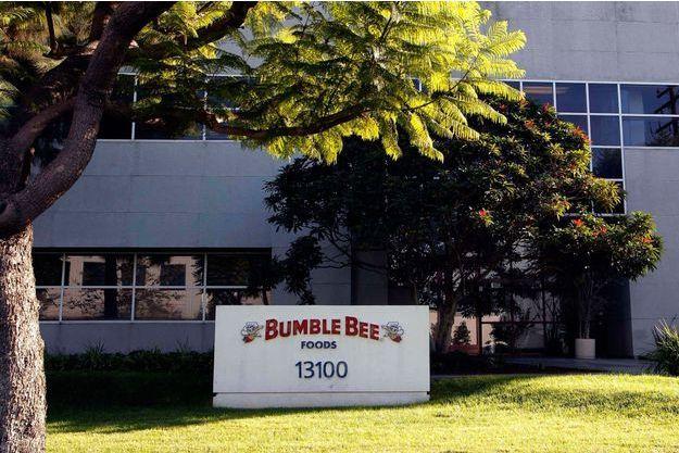 Bumble Bee Foods a été condamnée à une amende de 6 millions de dollars.