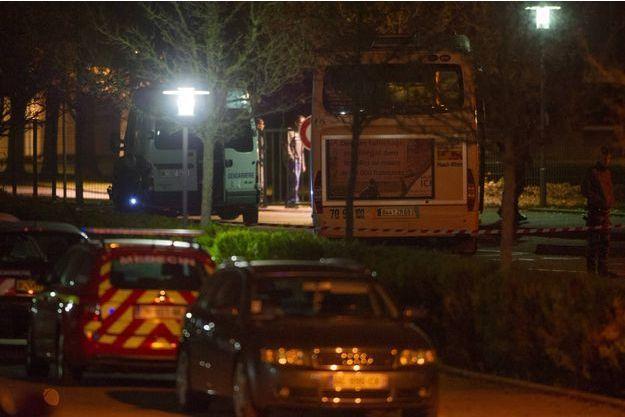L'incident - ou le meurtre - s'est déroulé dans un car scolaire.