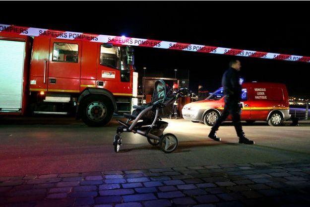 Le drame a eu lieu en plein centre-ville de Bordeaux.