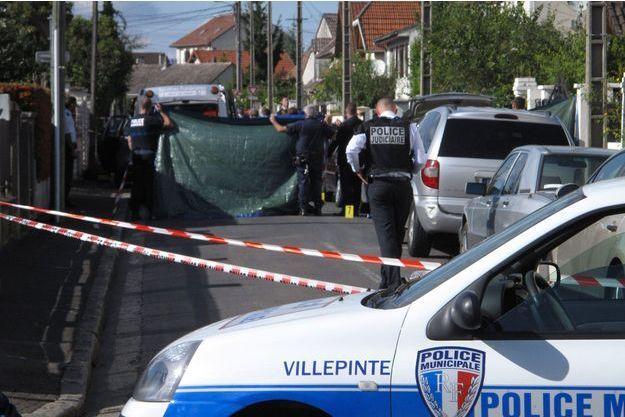 Les restes humains ont été retrouvés le 2 septembre à Villepinte.