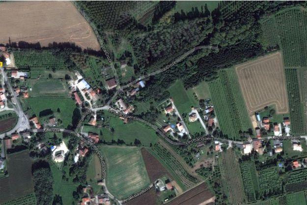 Le corps du quinquagénaire a été retrouvé au lieu dit Les Percivaux, dans la Drôme.
