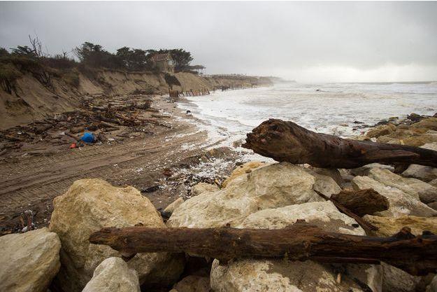 Le septuagénaire est mort sur une plage de Soulac, en Gironde (image d'illustration).