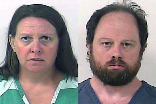 Les Johnson ont été arrêtés jeudi
