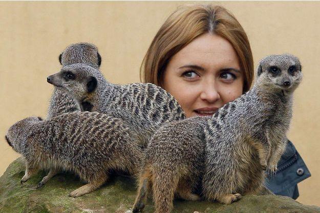 Caroline Westlake a été déclarée coupable de l'agression de sa collègue du zoo de Londres.