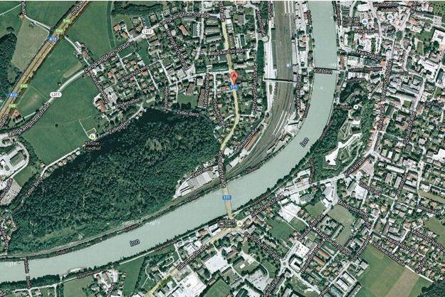 C'est à Kufstein, en Autriche, que Lucile a été tuée.
