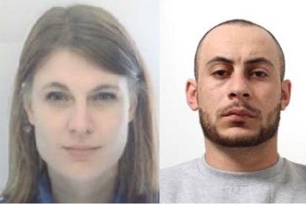 Angela Magdici et Hassan Kako, la gardienne et le prisonnier.