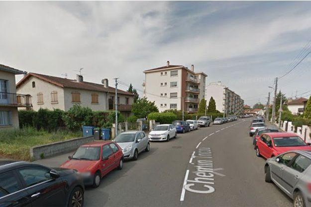 La jeune femme vivait dans ce quartier de Toulouse.
