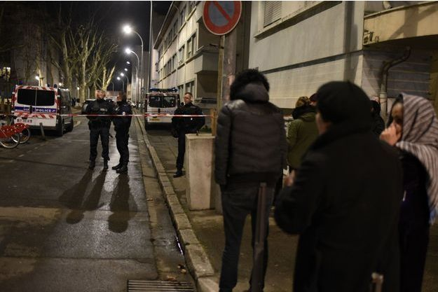 Les deux frères ont été tués en pleine rue, à Villeurbanne