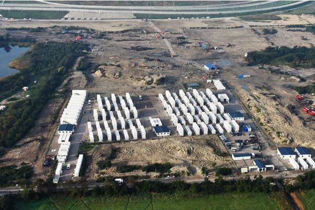 """La """"Jungle"""" de Calais a été démantelée."""