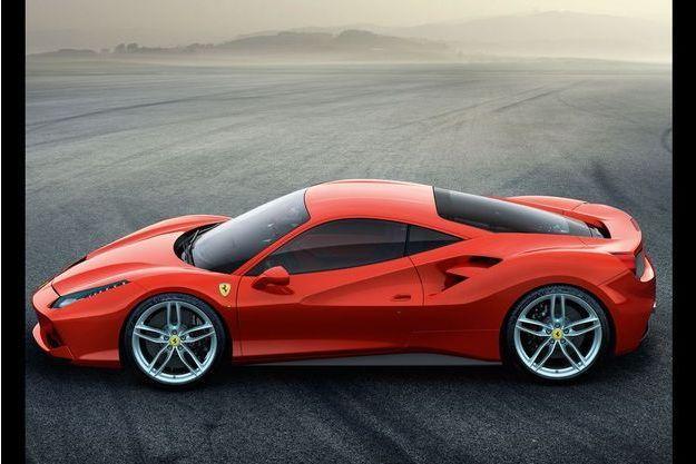 Le vainqueur de l'Euromillions peut s'offrir 200 Ferrari 488.